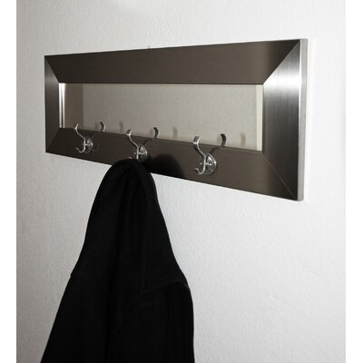 Wall Hook with Mirror