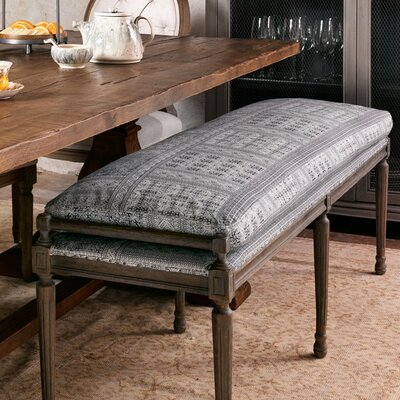 Lucy Upholstered Bench