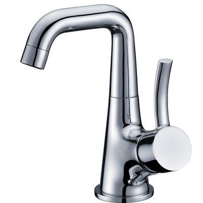 Deck Mounted Faucet Finish: Chrome