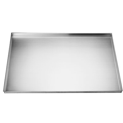 "31"" x 22"" Stainless Steel Under Sink Drip Tray"