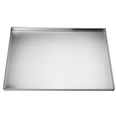 "28"" x 22"" Stainless Steel Under Sink Drip Tray"