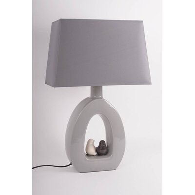 House Additions Oval 55cm Table Lamp