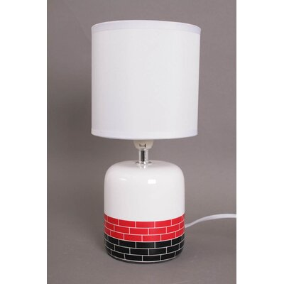 House Additions Cylinder 27cm Table Lamp