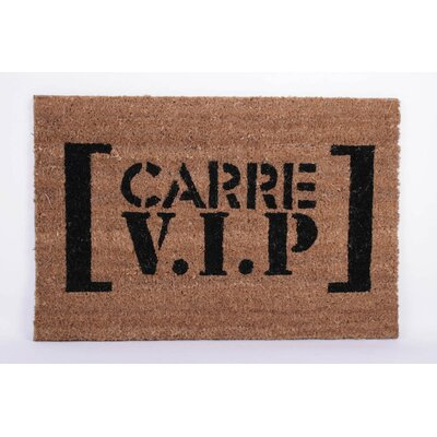 House Additions Carre VIP Doormat