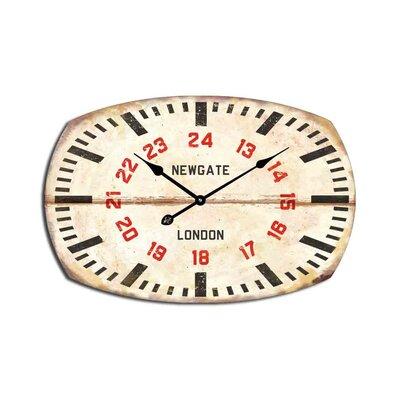 House Additions Newgate London Xl Wall Clock