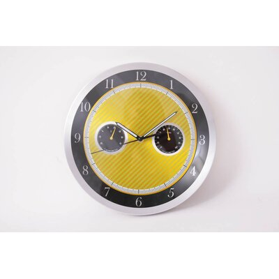 House Additions Thermometer / Hydrometer Clock