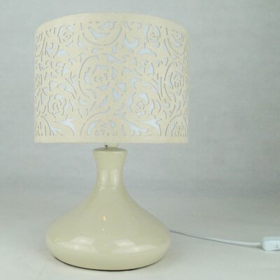 House Additions Rose 32.5cm Table Lamp