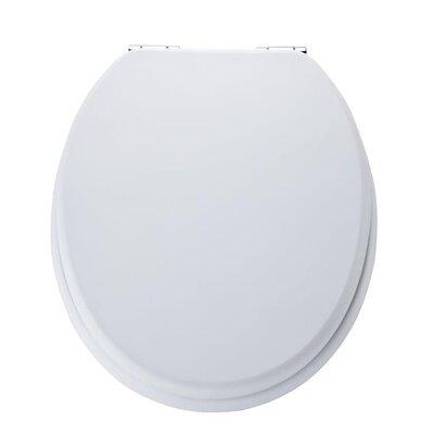 Eisl Wood Core Round Toilet Seat