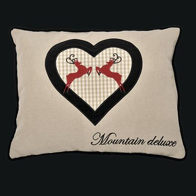 Fine Textilverlag Kissenbezug Mountain Deluxe