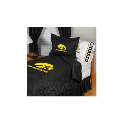 Sports Coverage Inc. University of Iowa Comforter