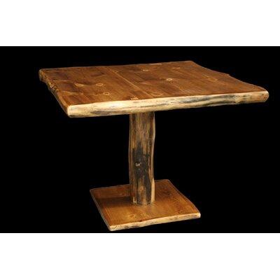 "Amias 42"" Pedestal Dining Table"