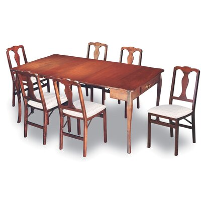 Stakmore Company, Inc. Traditional Expanding Dining Table