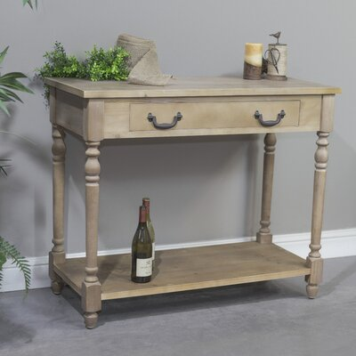 Cottage Bliss Hall Console Table