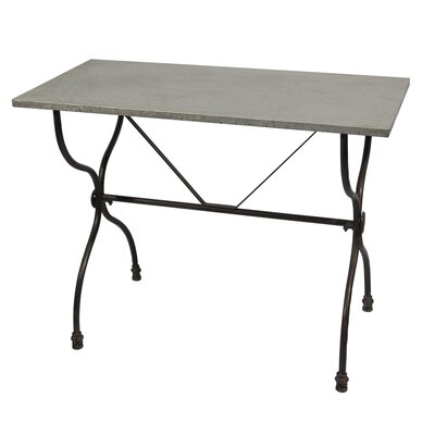 Urban Loft Metal Console Table