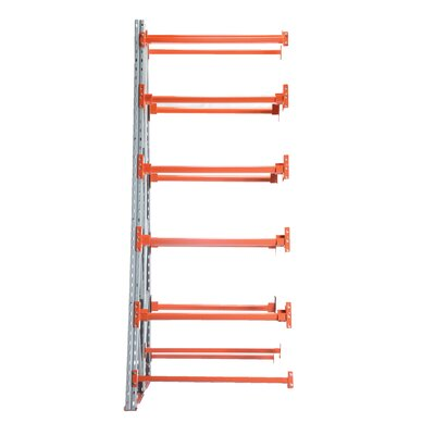 "Add-On Reel Rack Size: 121.5"" H x 48"" W x 36"" D"