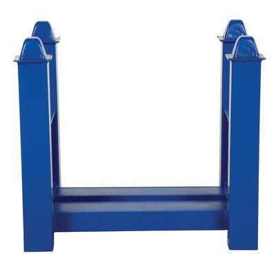 """Stackable Bar Cradle Size: 14"""" H x 16"""" W x 12"""" D"""