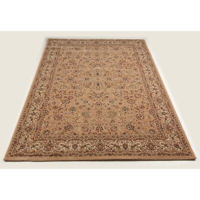 Flora Carpets Deamon Light Beige Area Rug