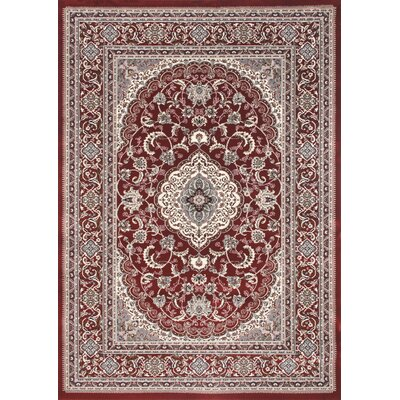 Flora Carpets Markiz Bordo Cherry Area Rug