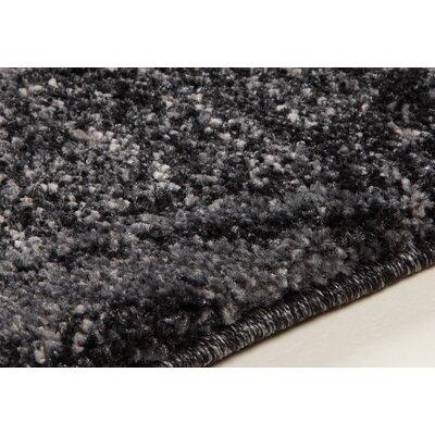 Flora Carpets Gabeh Dark Grey Area Rug