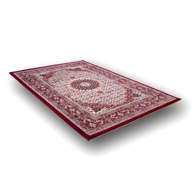 Flora Carpets Markiz Bordo Area Rug