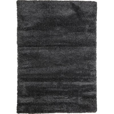 Flora Carpets Serlon Dark Grey Area Rug