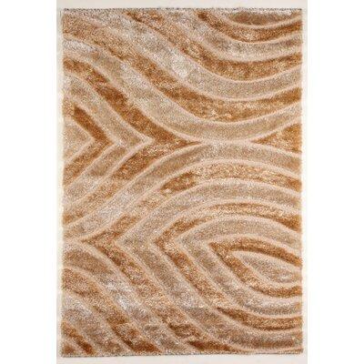 Flora Carpets Isilti Gold/Light Beige Area Rug