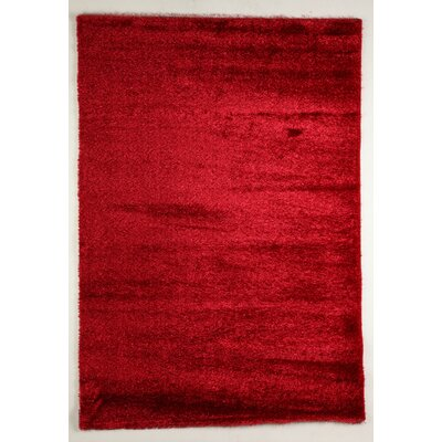 Flora Carpets Moonlight Red Area Rug