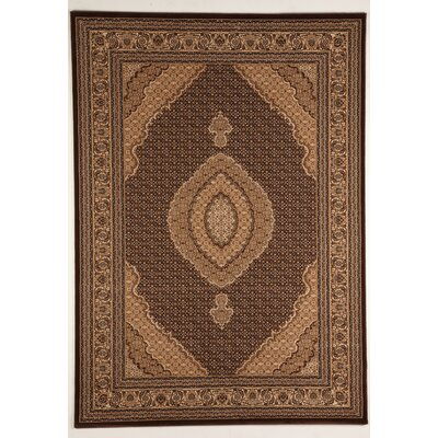 Flora Carpets Deamon Brown Area Rug
