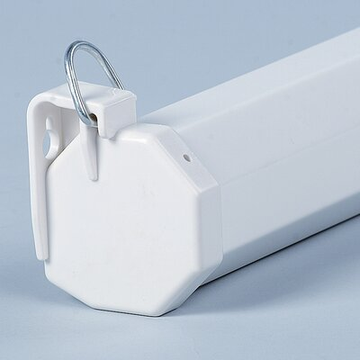 "Matte White Portable Projector Screen Viewing Area: 60"" H x 80"" W"