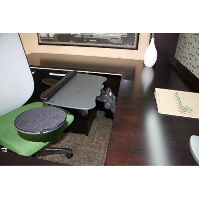 """0.25"""" H x 19"""" W Desk Keyboard Tray"""