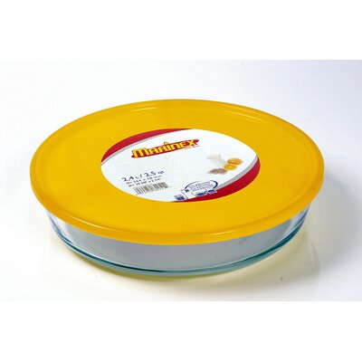 Round Roaster Lid Color: Yellow
