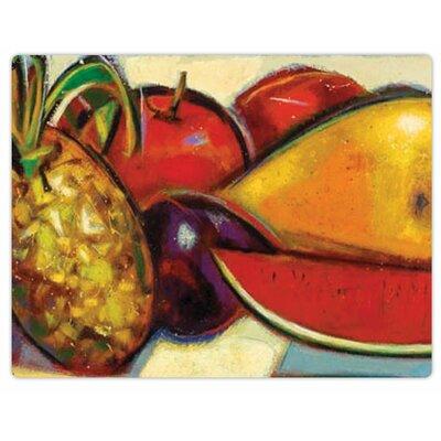 Caribbean Fruit Flexible Cutting Mat