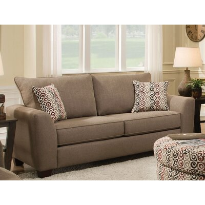 Red barrel studio south street apartment sofa reviews - Couch for studio apartment ...