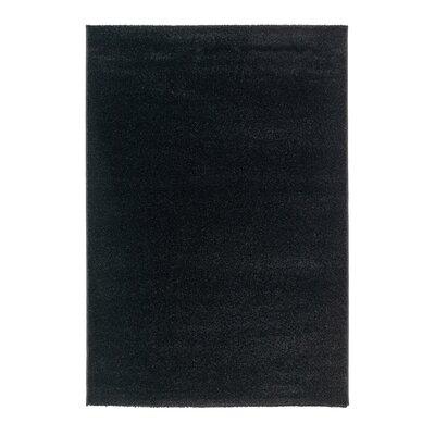 Astra Lugano Black Rug