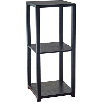 "Adalynn Pedestal Shelf Size: 27.75"" H"