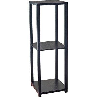 "Adalynn Pedestal Shelf Size: 34.75"" H"