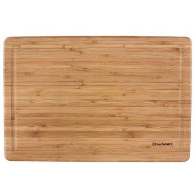 Premium Moso Bamboo Cutting Board