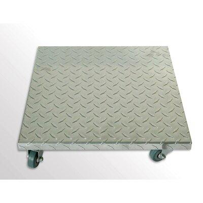 Szagato Profi - Möbelroller / Pflanzenroller mit 4 Lenkrollen
