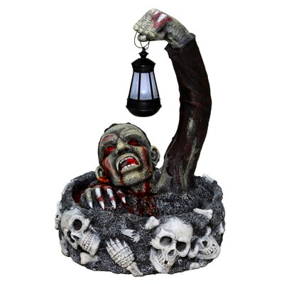 Living Dead Fountain with LED Light