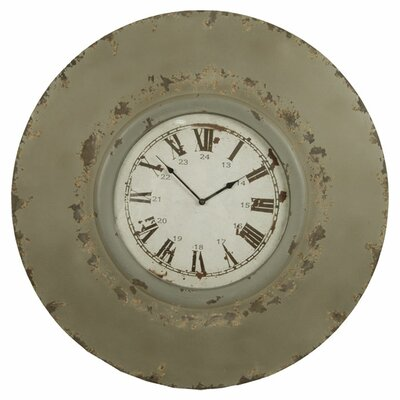 Clementine Creations Oversized 75cm Radella Giant Wall Clock
