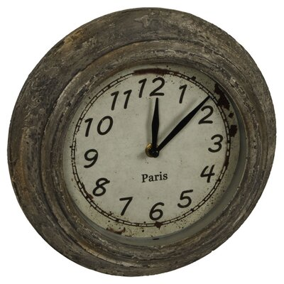 Clementine Creations 26cm Zita Wall Clock