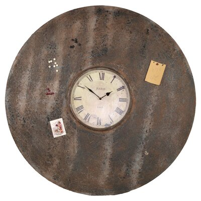 Clementine Creations Oversized 92cm Felora Giant Magnetic Wall Clock