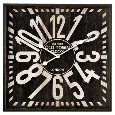 Clementine Creations Old Town Clock