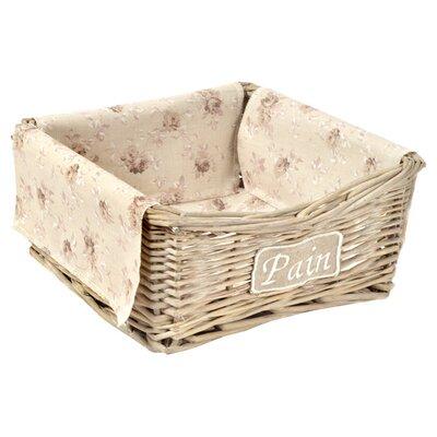 Clementine Creations Karoline Willow Bread Basket