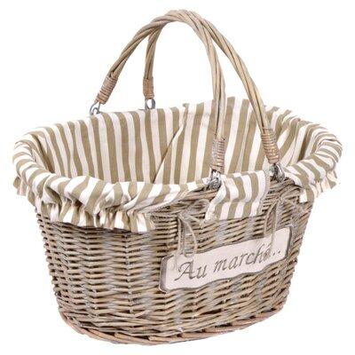 Clementine Creations Caris Basket