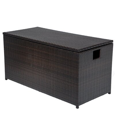 Wicker Deck Box