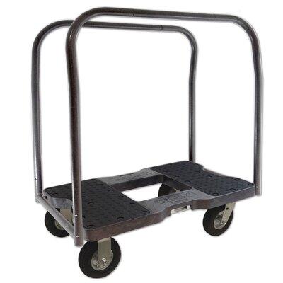 1500 lb. Capacity Table Dolly Finish: Black