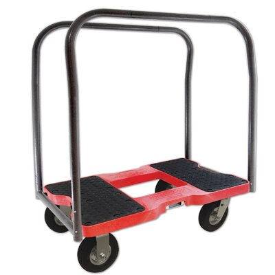 1500 lb. Capacity Table Dolly Finish: Red