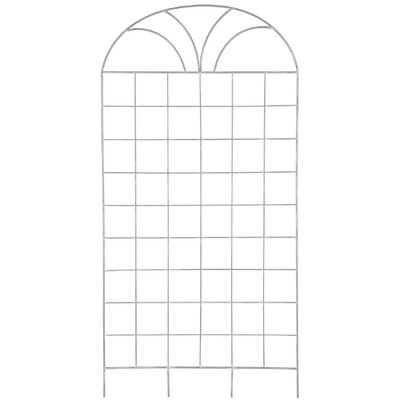 Steel Arched Trellis