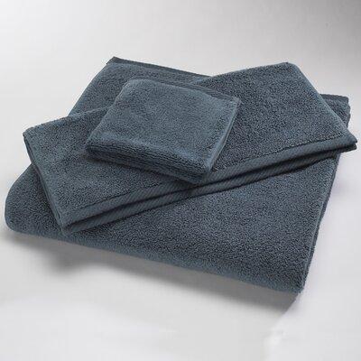 "Luxury 100% Cotton Bath Towel Size: Body Sheet Towel: 34"" x 70"", Color: Smoke"